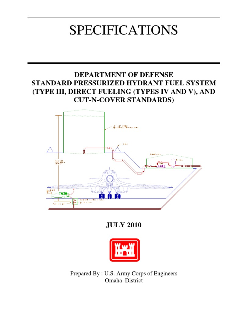 Dod standard pressurized hydrant fuel system type iii and cut n dod standard pressurized hydrant fuel system type iii and cut n cover standards general contractor offer and acceptance pooptronica