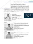 Progressive Muscle Relaxation_pictures & Instruction