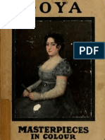 Goya - Masterpieces in Colour