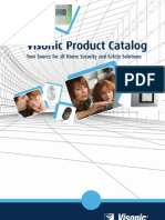 Visonics Wireless Catalog 4