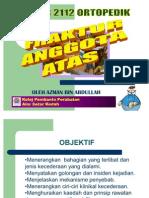 FRAKTUR ANGGOTA ATAS