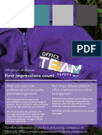 OfficeTeam Innovations Catalogue | Pens