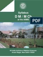 Syllabus - DM M Ch