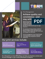 OfficeTeam Innovations Catalogue | Paper