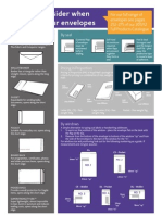 OfficeTeam Innovations Catalogue | Envelopes