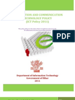IT Policy 2011-Draft-English Latest - 1