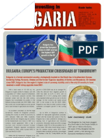 The case for investing in Bulgaria