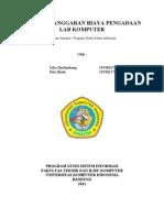 Proposal Pengadaan Lab Komputer