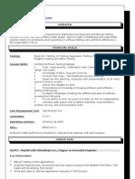 RichaDubey Resume