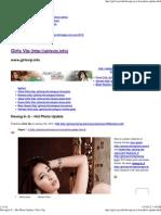 Hwang In Ji – Hot Photo Update _ Girls Vip