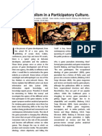 Game Journalism In A Participatory Culture. (Game Studies, Utrecht University. 02-09-2011)