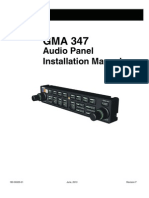 GMA347AudioPanel_InstallationManual