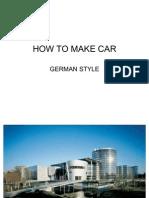 VW Alemã - Modelo de 5S
