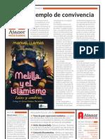 Microficha Melilla y El Islamismo. Luces y Sombras