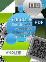 QR Codes - Ghid Voxline (Romana)