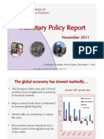 Governor's Power Point Monetary Policy Report November 2011 (2)