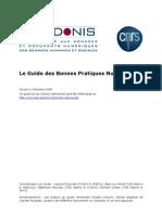 Guide Des Bonnes Pratiques