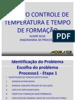 PDCA  -apresentação SONDA FORMAÇÃO