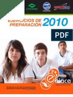 Cuadernillo ENLACE 2010