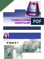 Farmacotécnica Hospitalar