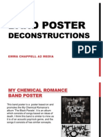 Band Poster Decon