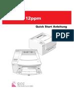 GCC Elite 12ppm Manual