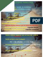 Solos e Poluição
