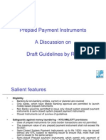 Prepaid Instruments in India Feb 27