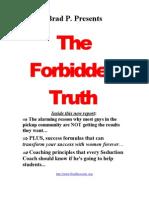 The Forbidden Truth - Original
