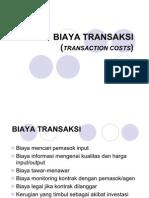 9-Biaya Transaksi (Transaction Costs)