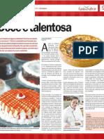 Doce e talentosa - Guia do Sabor - Diário do Nordeste - 20 a 26/08/10 - Fortaleza - Ce