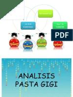 Analisis Pasta Gigi
