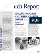 National Institute on Drug Abuse Research Report Series- Hallucinogens and Dissociative Drugs
