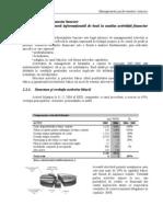 Analiza Activitatii Financiar Bancare