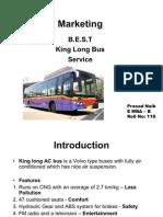 118 Prasad Naik-Kinglong Bus Service