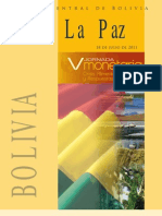 Bolivia Brochure