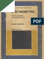 [eBook ITA - CHIMICA] Giorgio Gaudiani - Stechiometria - Come Risolvere i Problemi Chimici - D@Ike