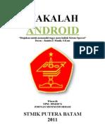 Makalah Android (1)