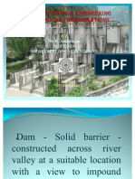 Types of Dams_eg Considerations