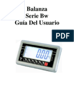 Manual Tecnico BW