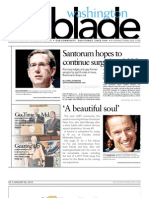 washingtonblade.com - volume 43, issue 1 - january 6, 2012