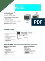 Datasheet e5csl e5cwl