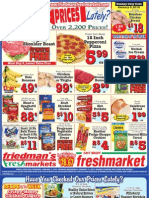 Friedman's Freshmarkets - Weekly Ad - January 5 - 11, 2012