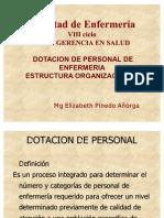 Estruc. Organiz. y Dotacion de Personal Neferm. Oct 06[1]