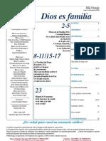 Semanario Católico Alfa y Omega. nº 766. 29 Diciembre 2011