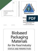 Biobased Packaging Materials