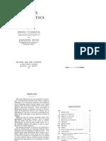 40001820 Textile Mathematics Part 1