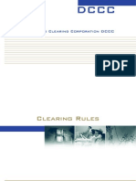 Clearing Rules