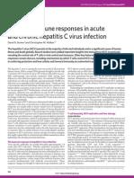HEP-Adaptive Immune Responses