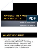 Dr Jameela-Approach to a Patient With Vasculitis